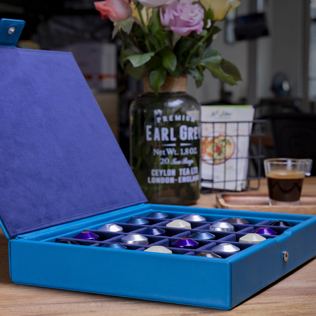 Box for Nespresso Capsules